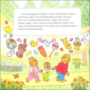 Berenstain Bears Easter Story