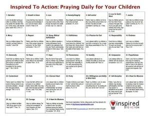 prayer calendar download