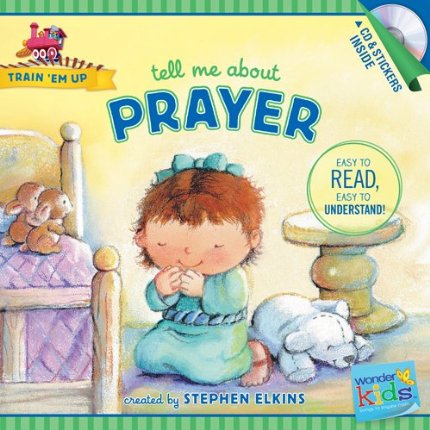 How to teach kids about prayer - Tell Me About Prayer Book