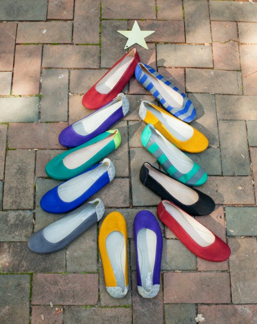 The Root Collective Christmas Shoe Tree