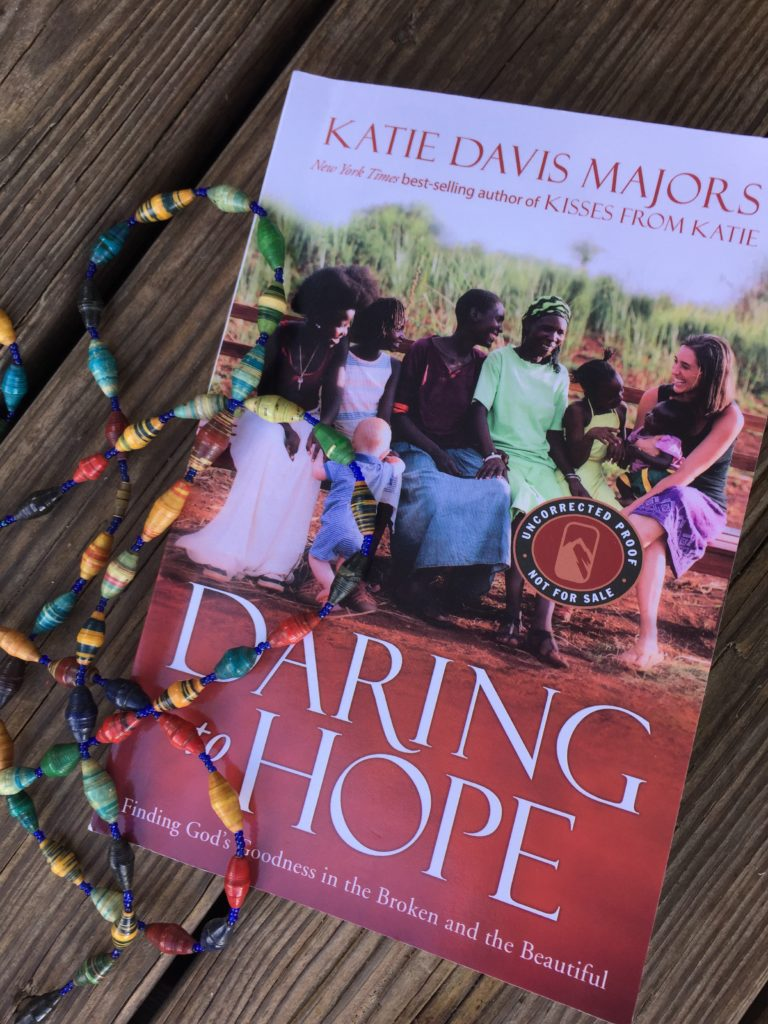Daring to Hope by Katie Davis Majors - Book Review